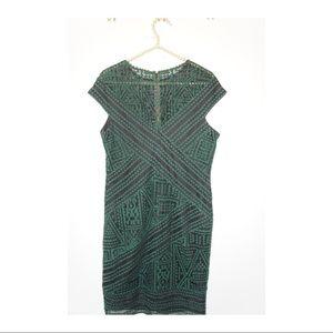 Tadashi Zigzag Dress